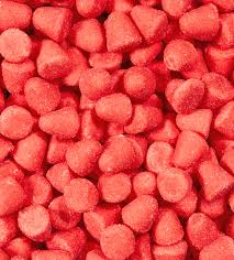 Marshmallow Strawberries - 100g