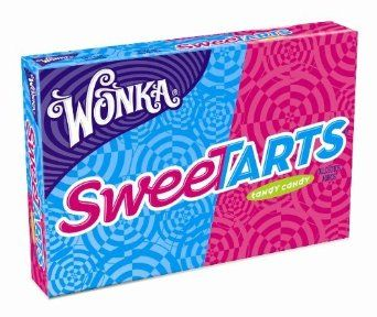 SweeTarts - Original Theatre Box