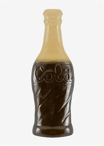 World's Largest Gummy Cola Bottle