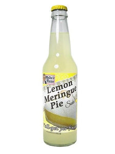 Melba's Fixins Lemon Meringue Pie Soda