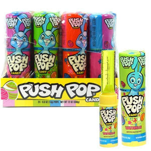 Easter Push Pop Candy