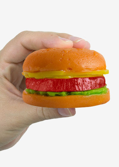 Giant Gummy Burger