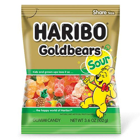 Haribo Goldbears Sour