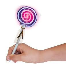 Lollipop Light Up Pens