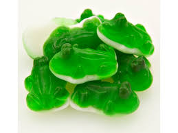 Gummy Frogs - 100g
