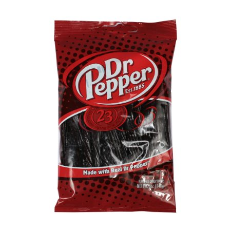 Dr. Pepper Candy Twists
