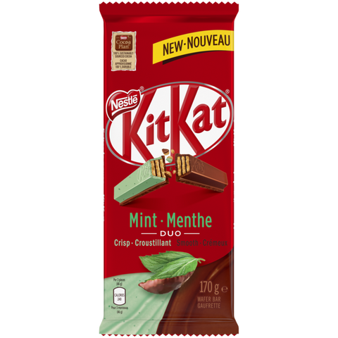 KIT KAT Mint Duo