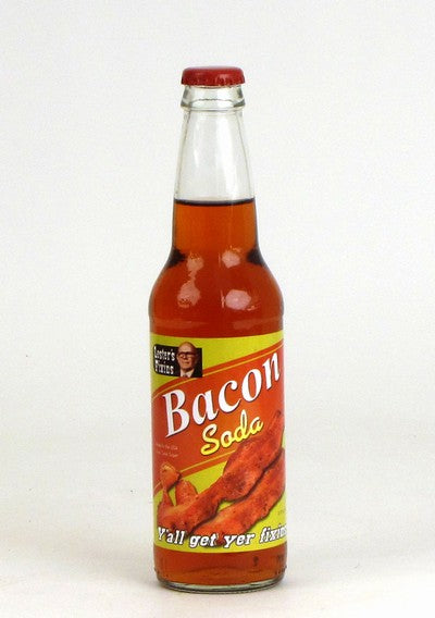 Lester's Fixins Bacon Soda