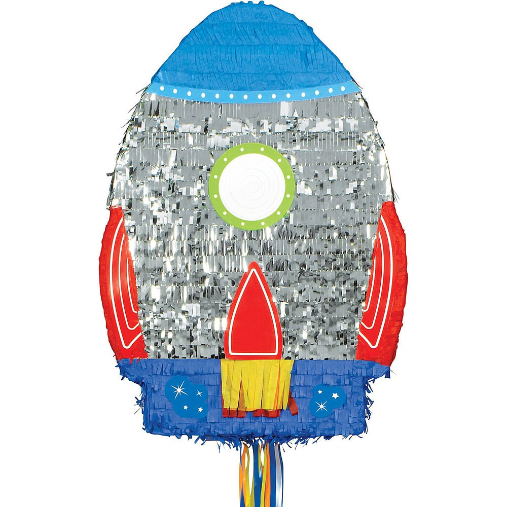 Space Rocket Piñata