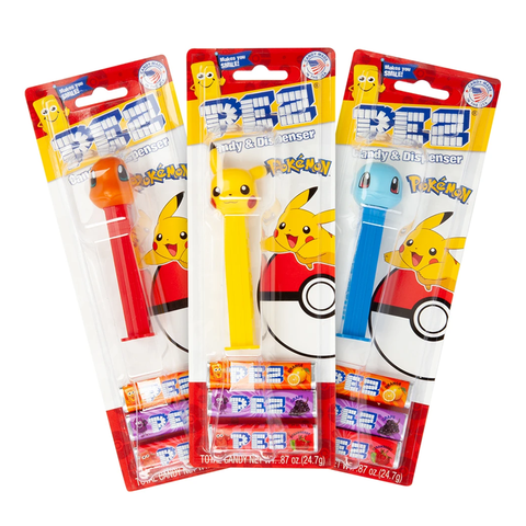 PEZ - Pokemon