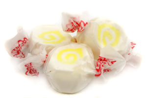 Pina Colada Salt Water Taffy - 100g