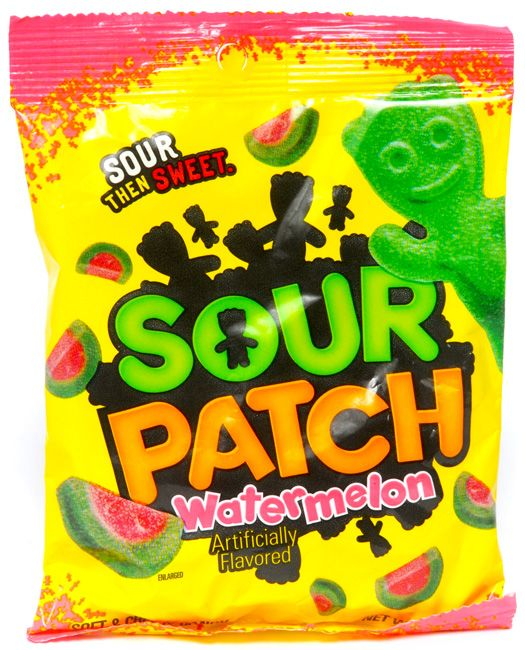 Sour Patch Kids Watermelon Bag
