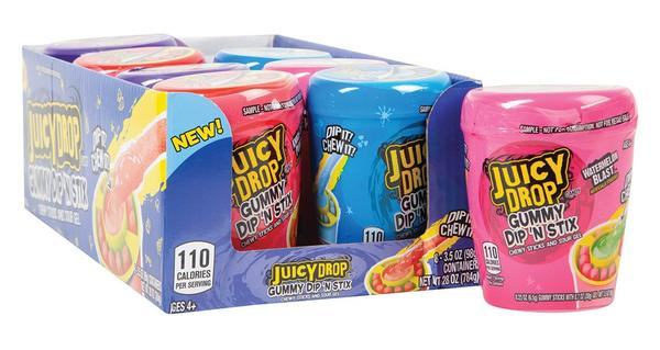 Juicy Drop Dip 'n' Stix