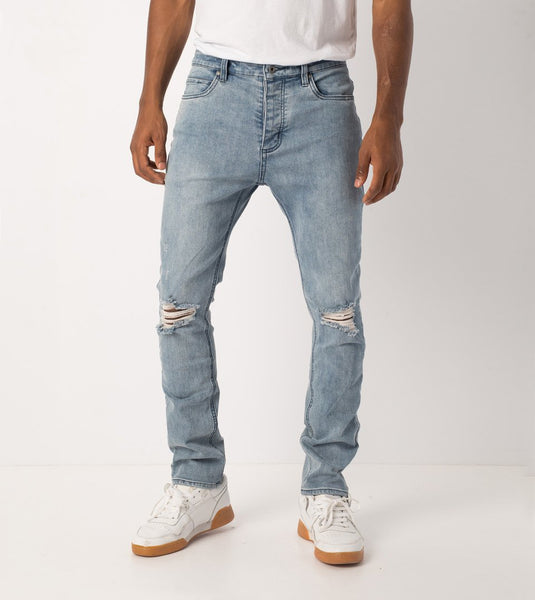 Joe Blow Denim - Mineral Blue, ZANEROBE - KALIBER