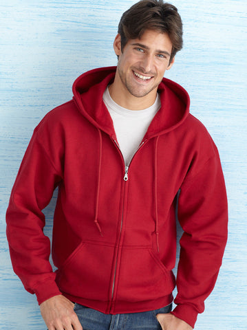 Gildan 18600 - Heavy Blend Full-Zip Hood