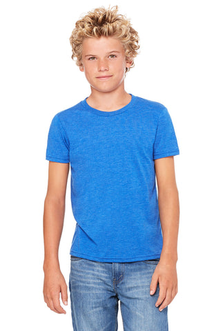 Bella 3001Y - Youth Short Sleeve Crewneck Jersey Tee
