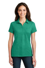 Port Authority L577 - Ladies Meridian Cotton Blend Polo
