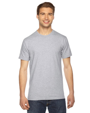 American Apparel 2001 - Unisex Short Sleeve T-Shirt