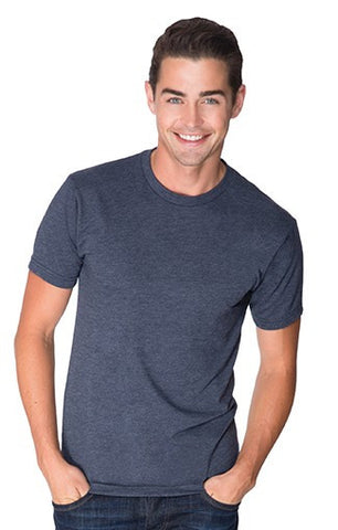 Next Level 6010 - Men's Tri-Blend Crew