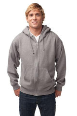 Independent SS4500Z - Midweight Zip Hooded Sweatshirt