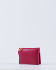 """Linea"" Card holder (Pink)"