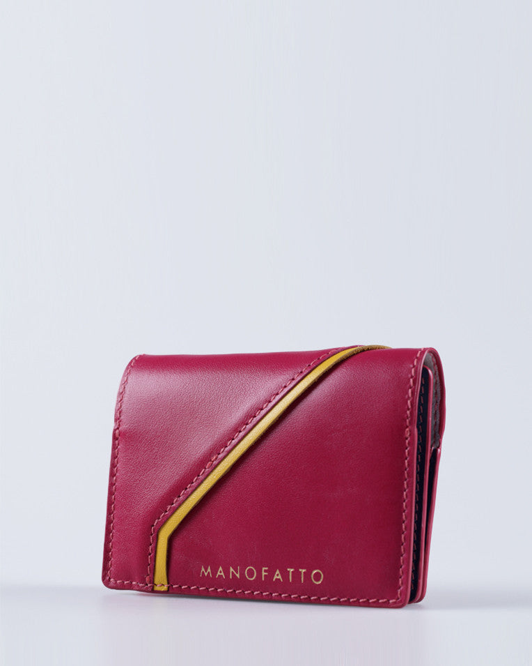 Manofatto Card holder (Pink) - Manofatto