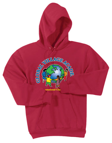 GVA Hooded Sweatshirt - Adult