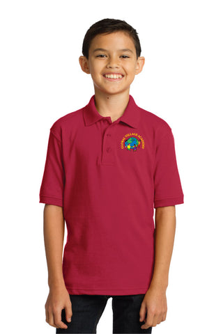 Middle School Polo Shirts