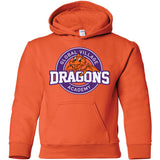 GVA Douglas Dragons Youth Pullover Hooded Sweatshirt (18500B)