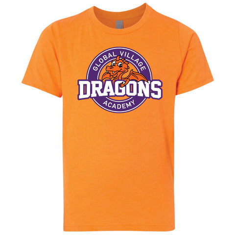 GVA Douglas Dragons Youth Tee (NL3312)