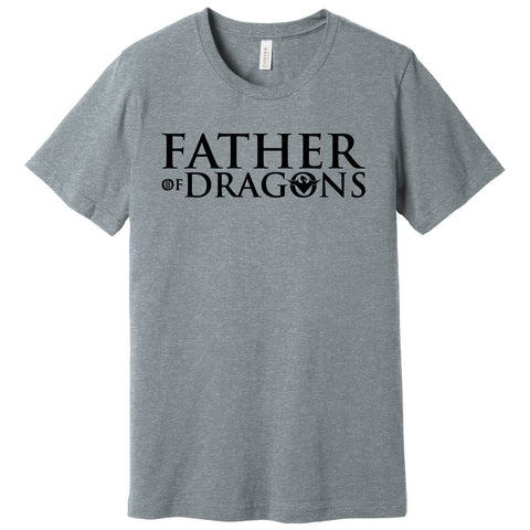 GVA Douglas - Father of Dragons T-Shirt (BC3001)