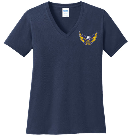 GVA Aurora Ladies V-Neck Tee