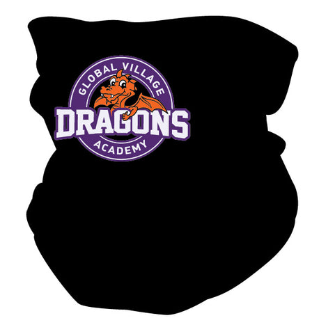 Douglas Dragons Face Covering Single Winter Gaiter