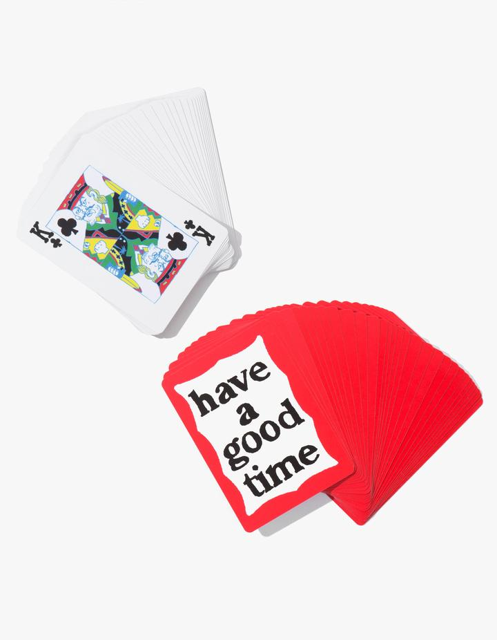 haveagoodtime Frame Playing Cards