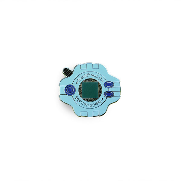 Digivice Gen 1 Lapel Pin
