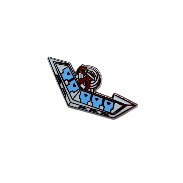 Duel Disk Pin