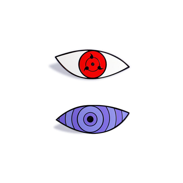 Obito Eyes Lapel Pin Pack