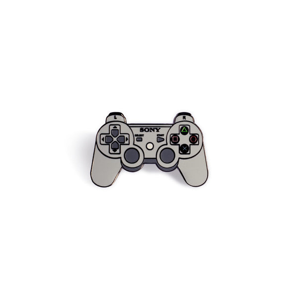 Playstation Controller Lapel Pin