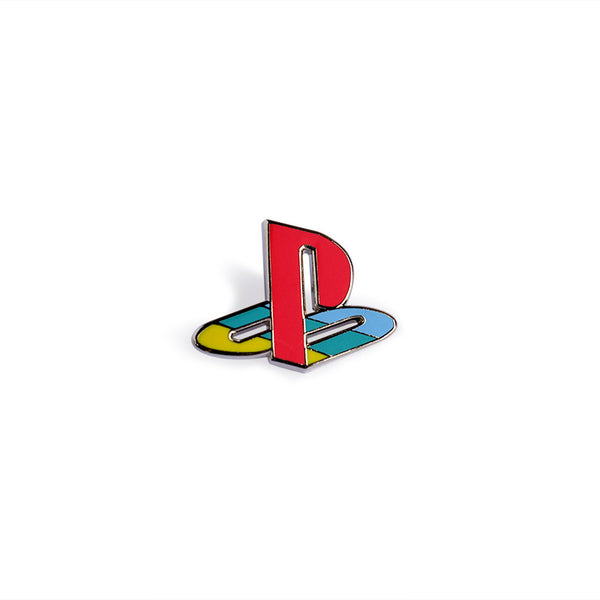 Playstation Logo Lapel Pin