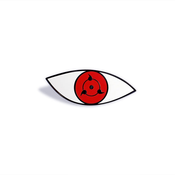 Sharingan Eye Lapel Pin