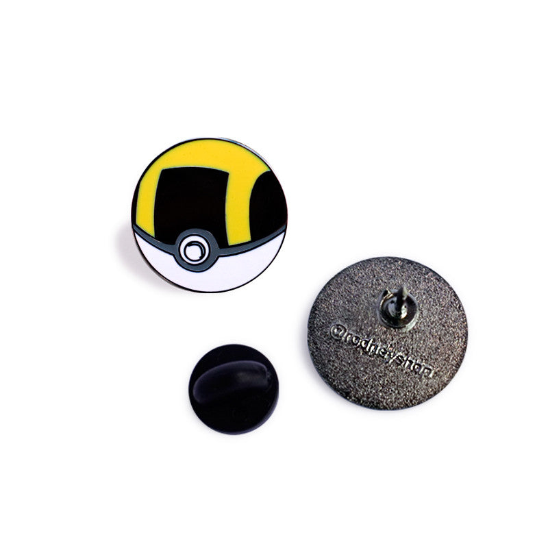 Ultra Ball Lapel Pin