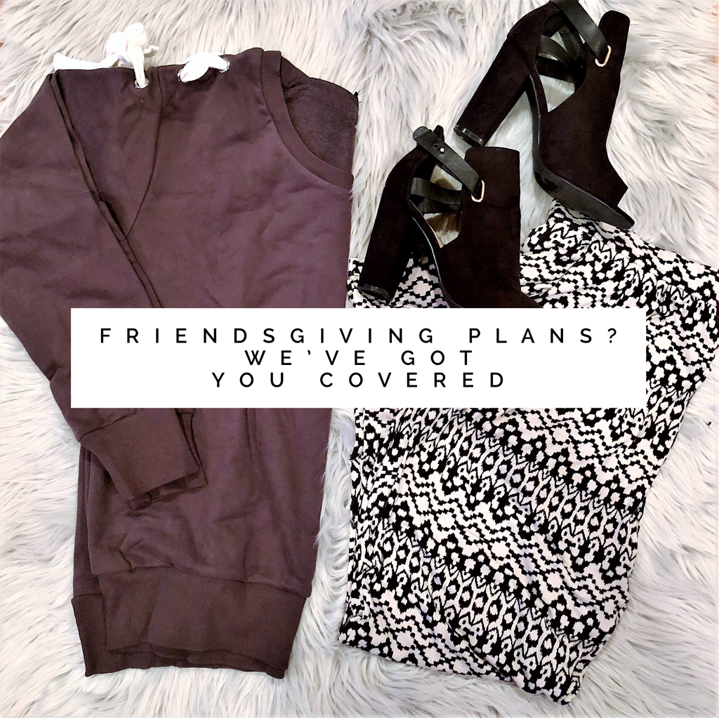 5 Outfits That Are Perfect For Friendsgiving