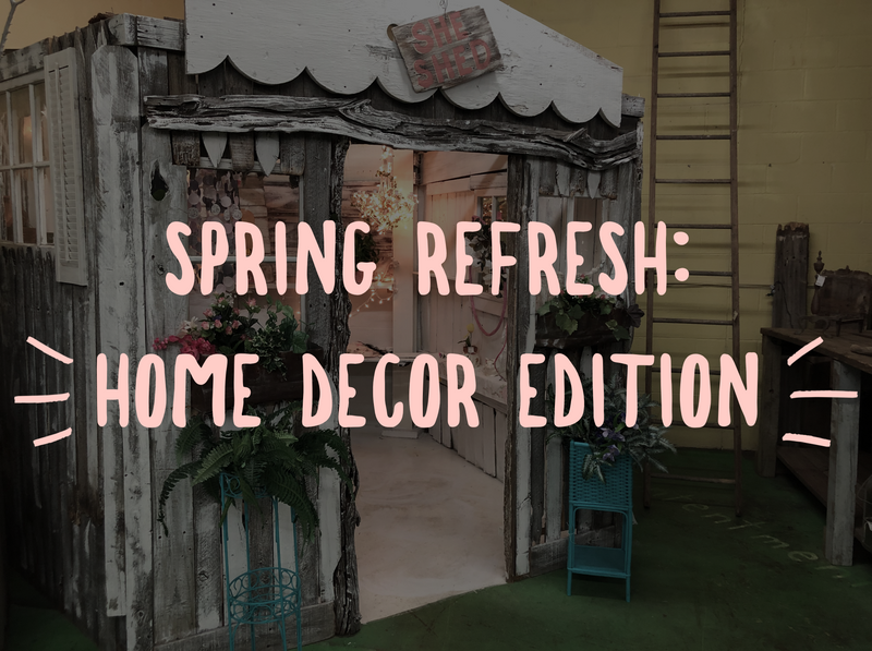 Ft. Sill/ Lawton Babes, Ready For a Home Decor Refresh?