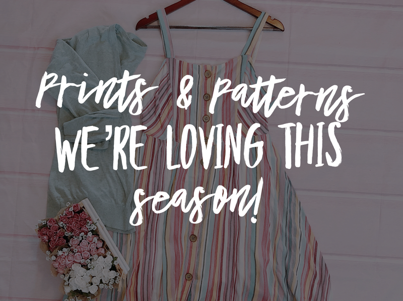 Print Obsessed (Cheerful Prints & Patterns We Love)