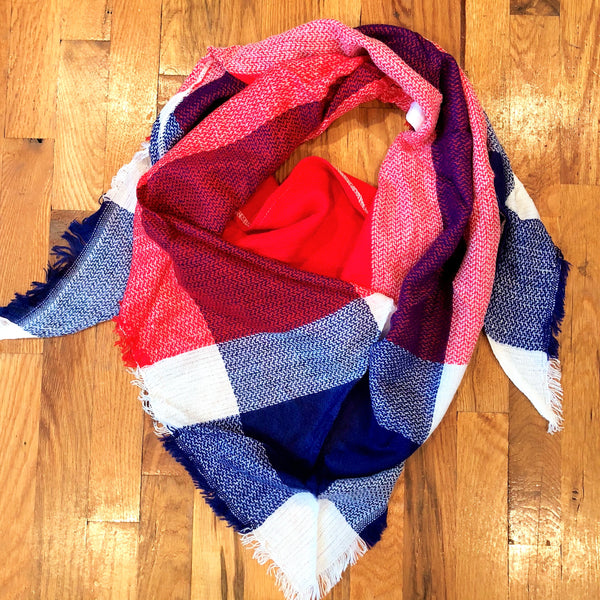 Baby, It's Cold Outside Easy Scarves