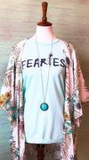 Fearless Graphic Tee