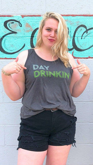 plus size graphic tees about drinking