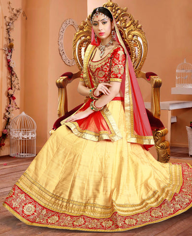 Multi Colored Silk Jari With Heavy Codeing Work Designer Semi Stitched Lehenga Choli