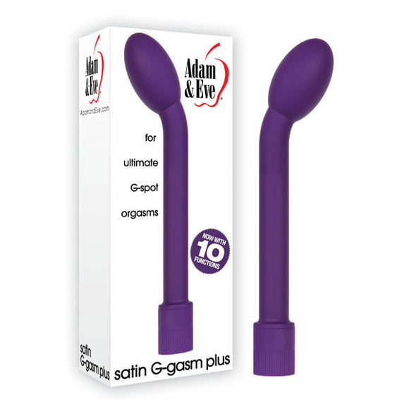 Adam & Eve Satin G-Gasm Plus