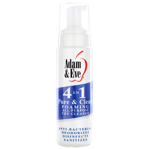 Adam & Eve 4 In 1 Pure & Clean